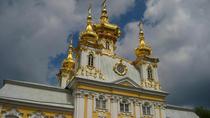 Peterhof Palace and Garden (Petrodvorets)