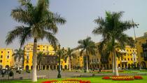 Lima Plaza de Armas (Plaza Mayor)