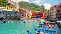 Cinque Terre Tours From Rome