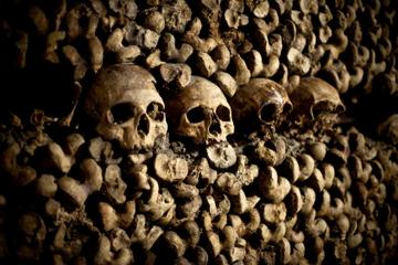 Catacombs (Les Catacombes), Paris