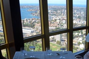 Sydney Tower Restaurant, Sydney