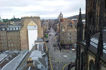 Royal Mile - Atracciones de Edimburgo