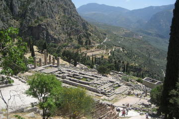 Delphi, Athens, Greece