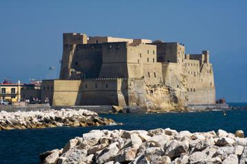 Castelo do Ovo - Atrações de Nápoles