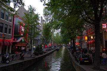 Red Light District van Amsterdam