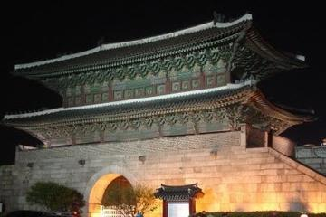 Dongdaemun Market and Gate