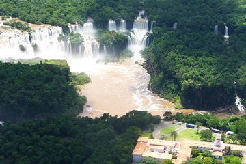 Three Ways to See Iguassu Falls