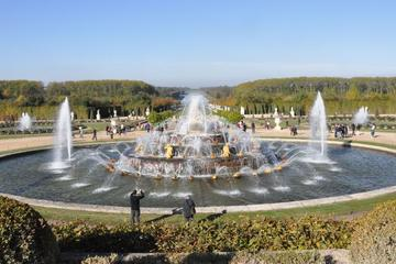 Versailles Fountains, Versailles, France