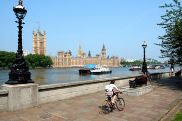 Exploring London By Bike