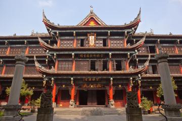 Top Temples in Chengdu