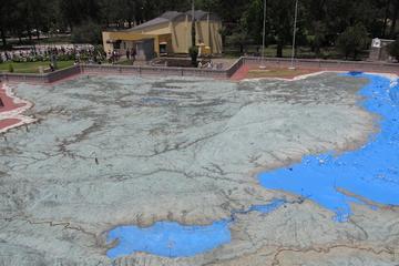 Mapa en Relieve