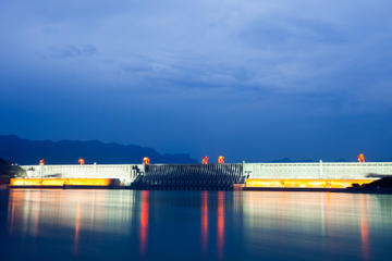 Three Gorges Dam (Sanxia Daba)