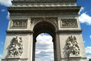Arc de Triomphe , Paris