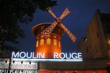 Moulin Rouge - World famous cabaret venue