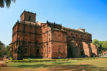 Basilica of Bom Jesus, India