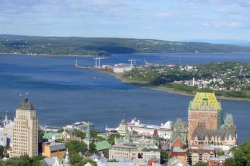 Quebec City Cruise Port