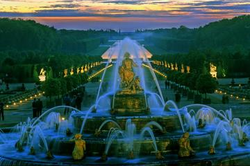 Versailles by Night