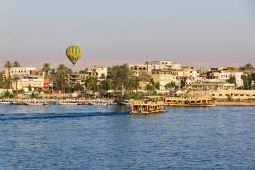 Luxor Safaga Cruise Port, Luxor