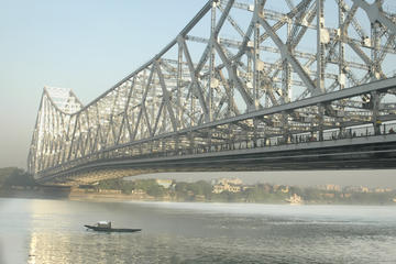 Howrah Bridge, India