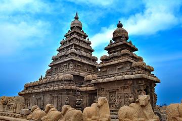 Mahabalipuram (Mamallapuram), Tamil Nadu