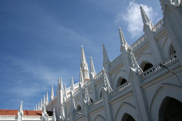 San Thome Cathedral, Tamil Nadu