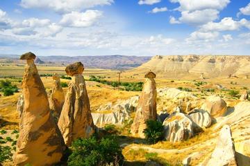 Best Rock Formations in Cappadocia