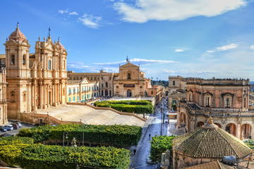 Baroque Hill Towns in Sicily