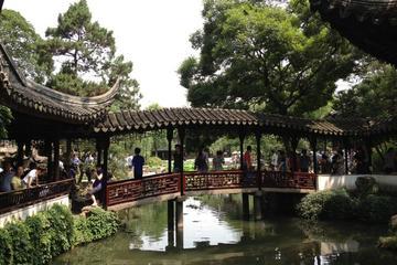 Suzhou and Zhouzhuang