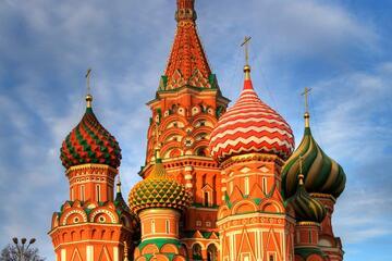 St Basil's Cathedral (Pokrovsky Sabor)