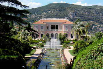 The 5 best villa ephrussi de rothschild tours tickets for Tours of nice houses