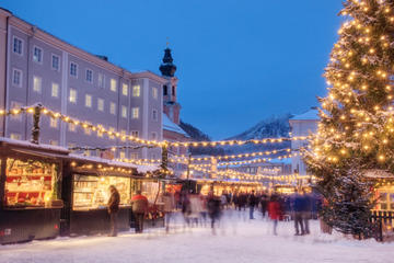 Christmas Markets Throughout Europe