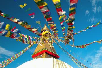 Boudhanath Stupa (Bodhnath Stupa)
