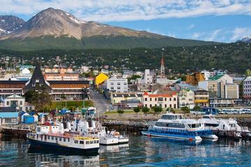 Ushuaia Cruise Port