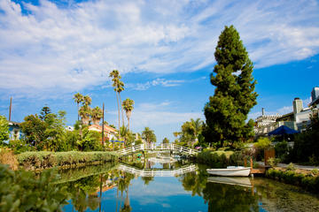 Venice Canals and Walkways, Los Angeles