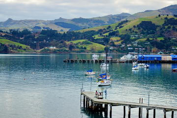 Akaroa Cruise Port
