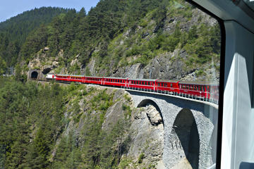 Rail Tours Through Interlaken