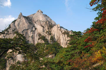 Bukhansan Nationalpark