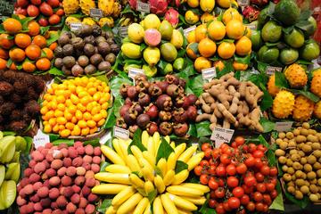 La Boqueria Market, Catalonia