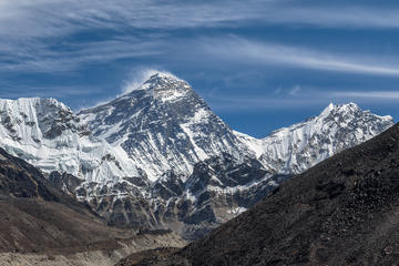 The Himalayas and Mt Everest