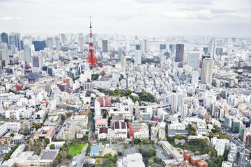 Tokyo City View Observation Deck