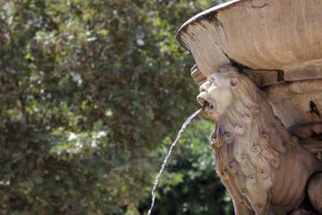 Lion Square & Morosini Fountain, Crete
