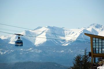 Skiing in Bariloche