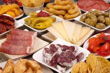 Spanish Tapas Tours in Barcelona