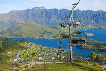 Skyline Gondola – Divertissement à Queenstown