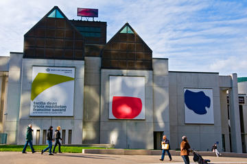 Montreal Museum of Contemporary Art (Musée d'Art Contemporain)