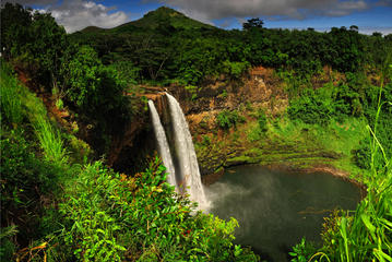 Hawaii Waterfalls