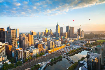 Melbourne Hot Air Balloon Rides