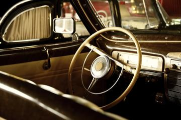 The Prince of Monaco Private Collection of Antique Cars