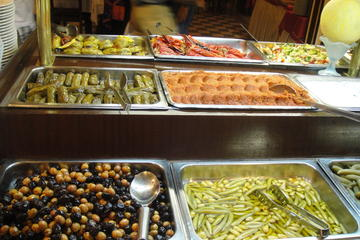 Turkish Food in Istanbul