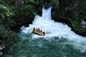 Outdoor Adventure Tours from Rotorua